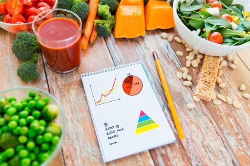 Curso online grátis de Nutrição e Dietética