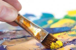 Curso online grátis de Pinturas em Tela