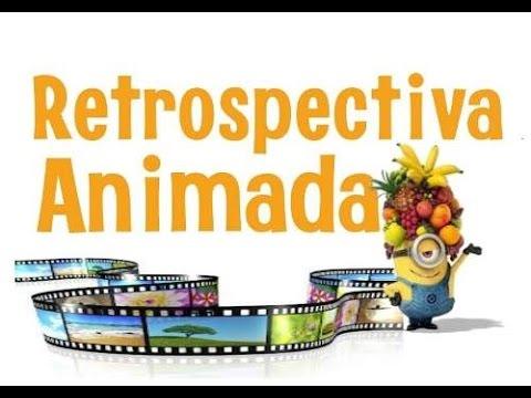 Curso online grátis de Retrospectiva Animada
