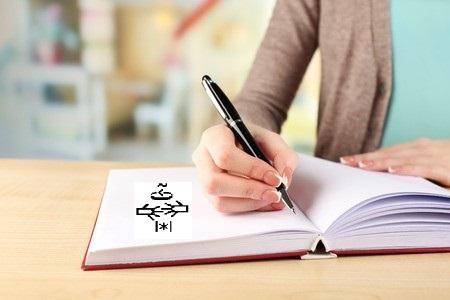 Curso online grátis de Escrita de Sinais - Sign Writing