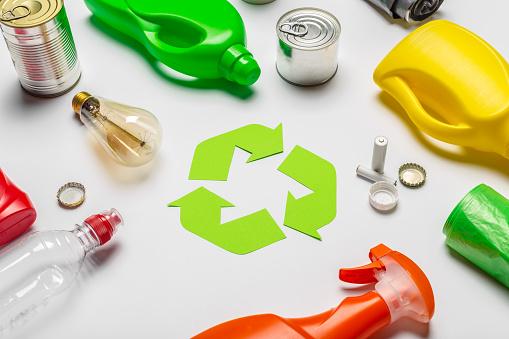 Curso online grátis de Reciclagem de Materiais
