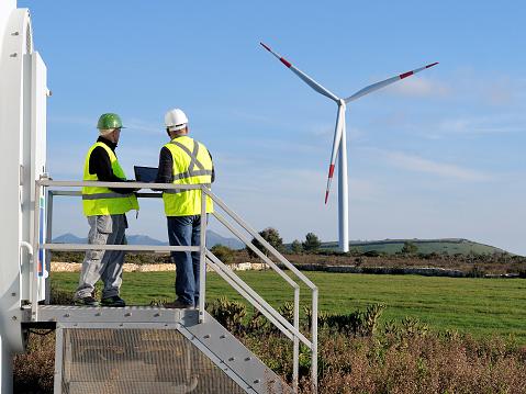 Curso online grátis de Energia Eólica