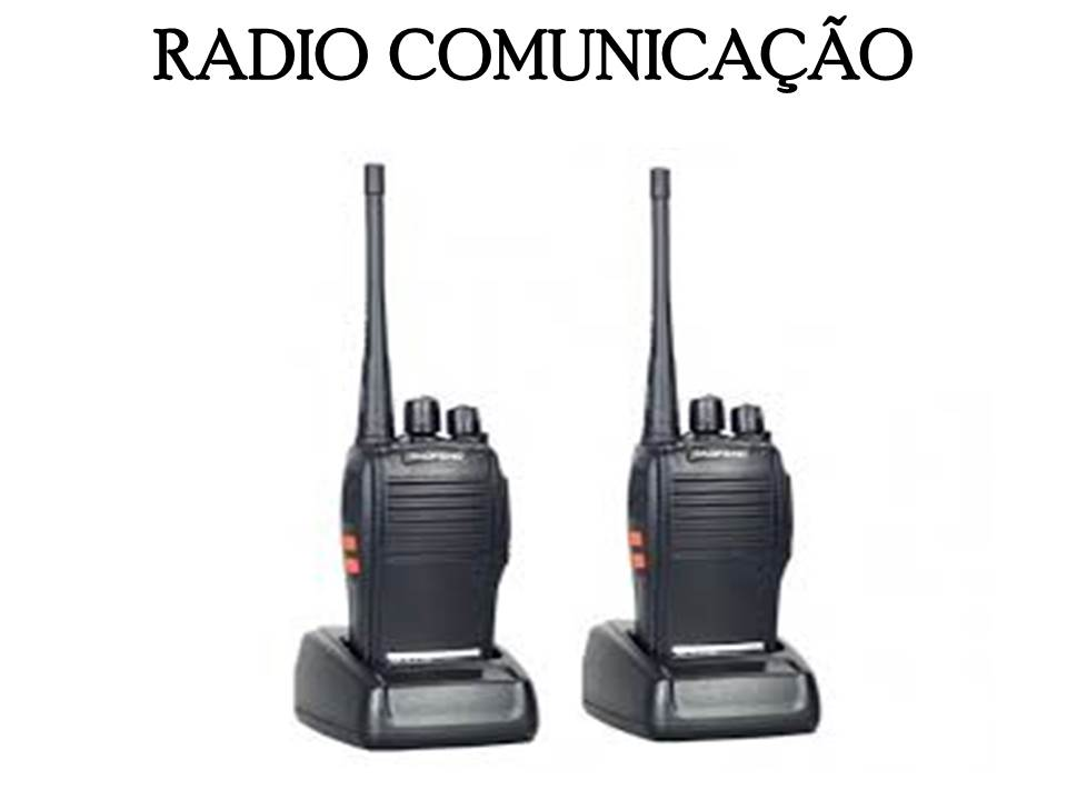 Curso online grátis de Comunicação Via Rádio