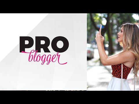 Curso online grátis de Blogueira Profissional