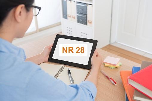 Curso online grátis de Básico de NR 28