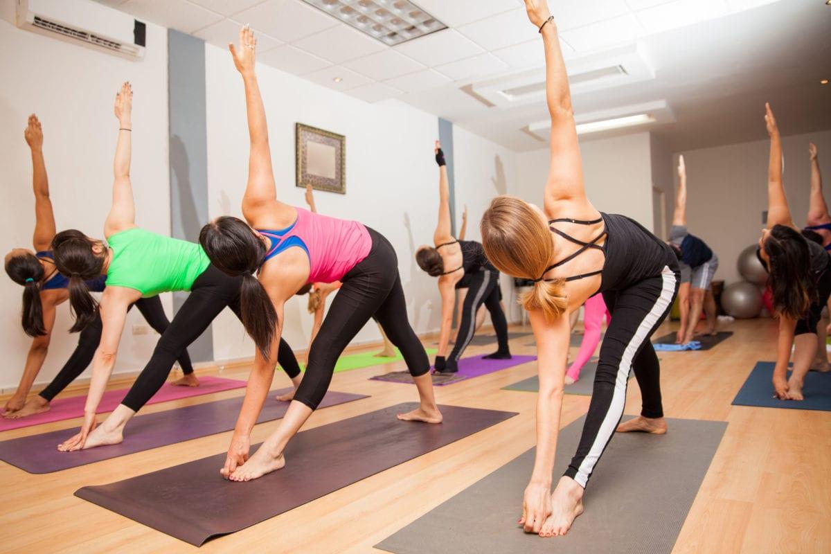 Curso online grátis de Yoga
