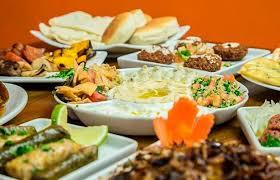 Curso online grátis de Cozinha Árabe