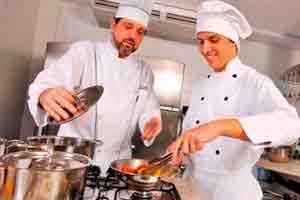 Curso online grátis de Auxiliar de Cozinha Profissional
