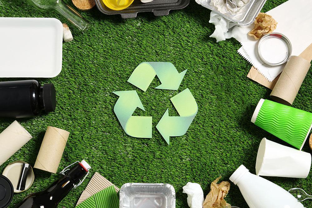 Curso online grátis de Reciclagem de Resíduos Sólidos