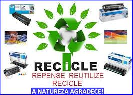 Curso online grátis de Reciclagem e Recarga de Cartuchos