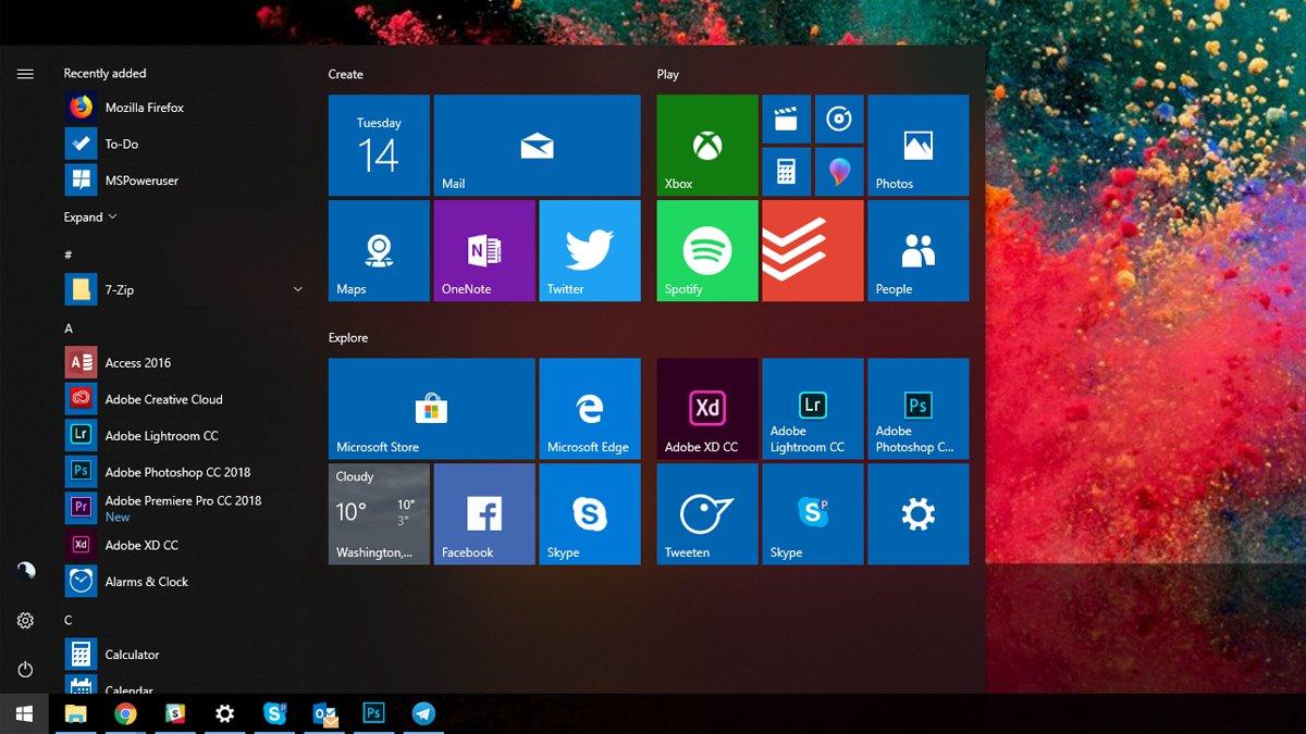 Curso online grátis de Windows 10