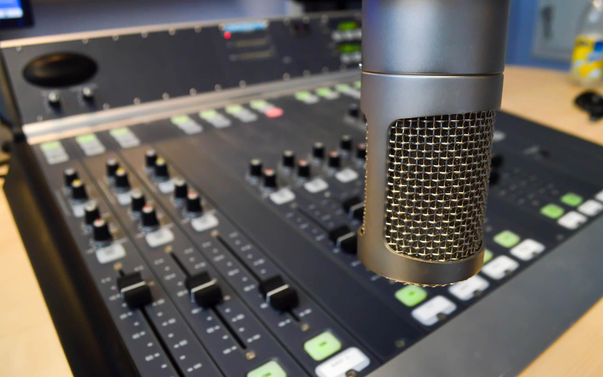 Curso online grátis de Web Rádio - Comunicação de Rádio pela Internet