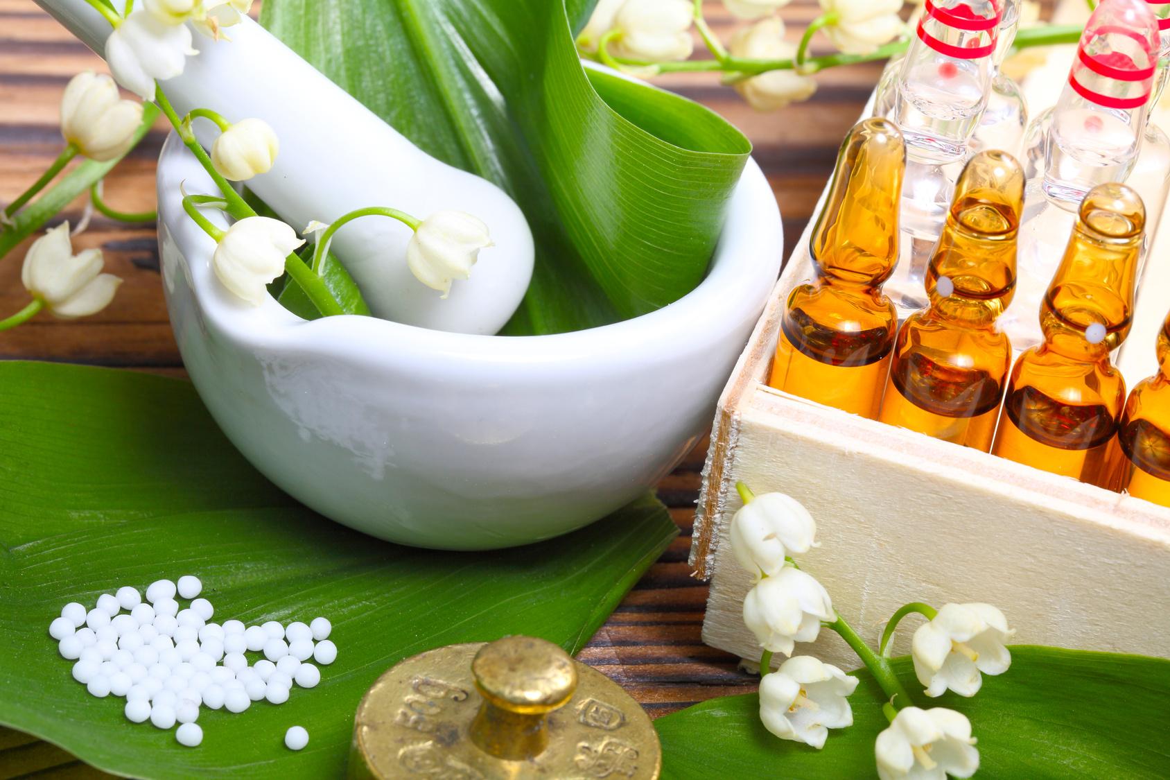 Curso online grátis de Homeopatia