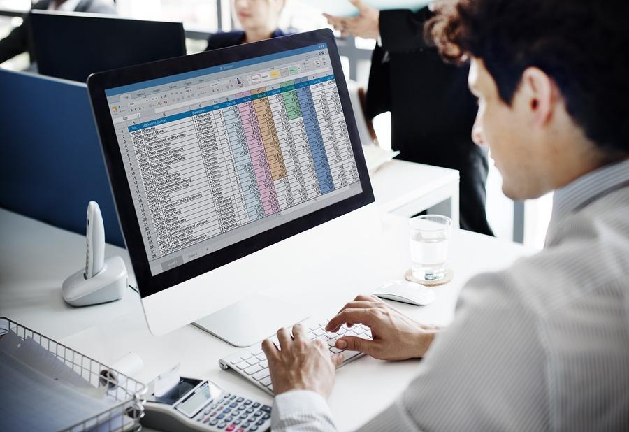 Curso online grátis de Excel - Planilha Eletrônica