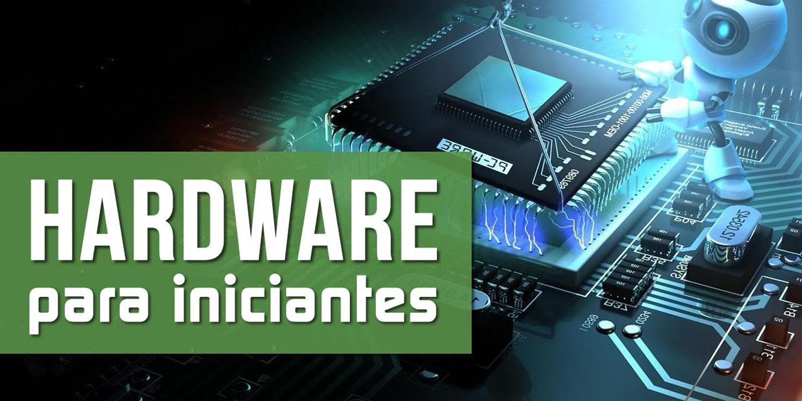 Curso online grátis de Configuração e Manutenção de Hardware