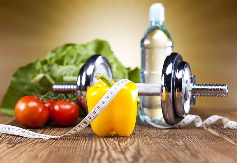 Curso online grátis de Nutrição Fitness