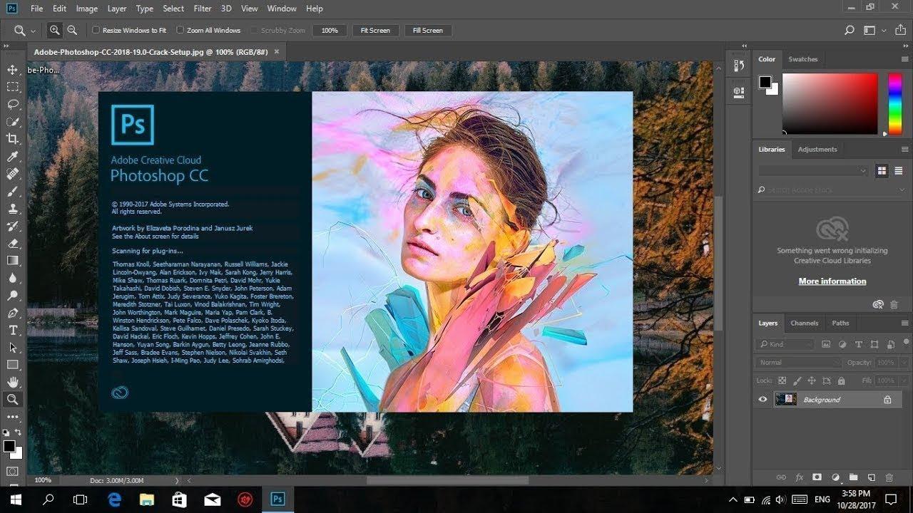 Curso online grátis de Photoshop