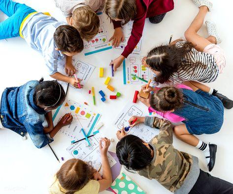 Curso online grátis de Psicomotricidade na Educação Infantil