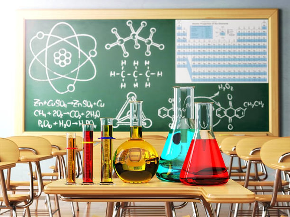 Curso online grátis de Química - Conteúdos do Ensino Fundamental e Médio