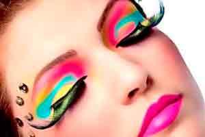 Curso online grátis de Maquiagem Artística