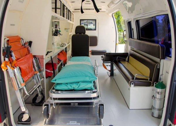 Curso online grátis de Transporte de Urgências e Emergências